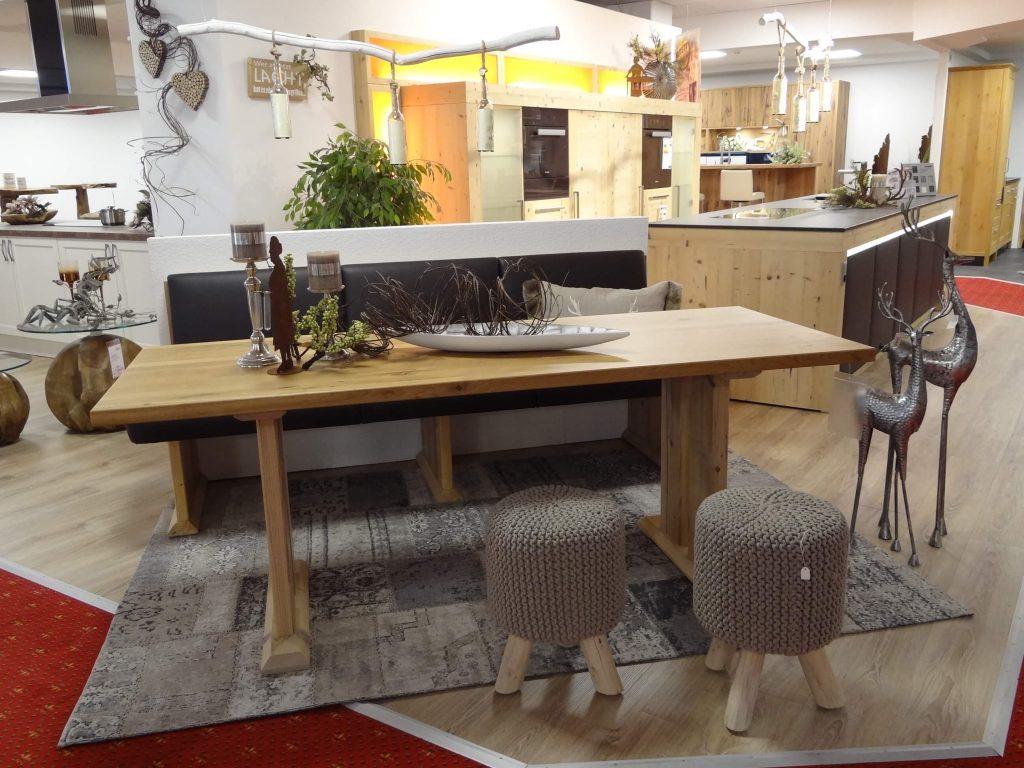 Tisch Und Bank Modell Nockenberg