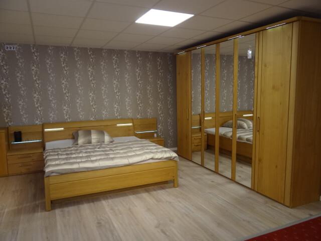 MUSTERRING Schlafzimmer Modell Manera